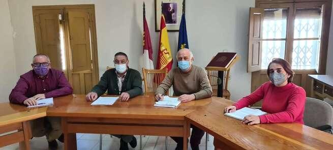 Firmado el nuevo convenio colectivo del personal laboral del Ayuntamiento de Villalba de la Sierra (Cuenca)