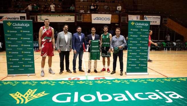 El derbi entre el Albacete Basket y el CB Villarrobledo se convierte en el 'Partido Solidario Globalcaja'