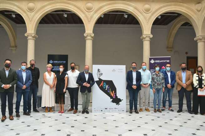Cabañero subraya el papel de Abycine como un referente cinematográfico de la cultura joven a nivel internacional
