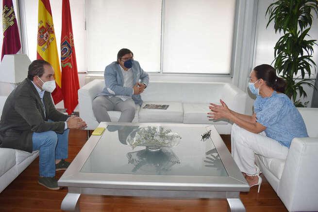 HUBCÍVICO presenta su asociación al Ayuntamiento de Ciudad Real