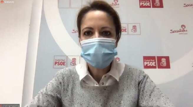 """Maestre pide al PP que """"deje la demagogia"""" y apoye los presupuestos si """"defiende, de verdad, una sanidad pública"""""""