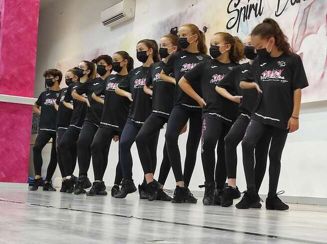 Los alumnos de Spirit Dance de Alcázar de San Juan se clasifican para los certámenes de Danza Europeo (Luxemburgo) e Internacional (Roma)