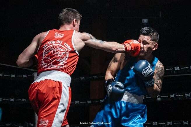 Antonio Collado se subirá de nuevo al ring este sábado en Villaseca de la Sagra