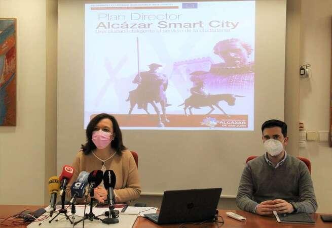 """Rosa Melchor presenta """"Alcázar Smart City"""" para seguir siendo una ciudad dinámica y vanguardista"""