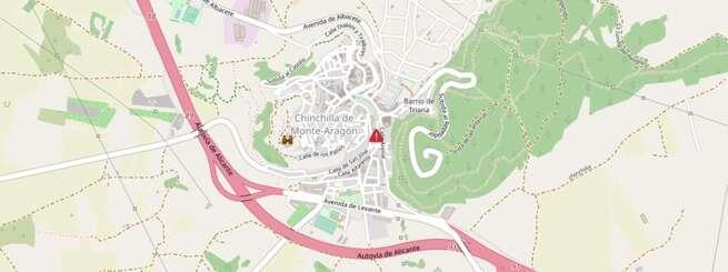 Declarado un incendio un un garaje comunitario tras comenzar a arder un turismo en Chinchilla de Montearagón (Albacete)