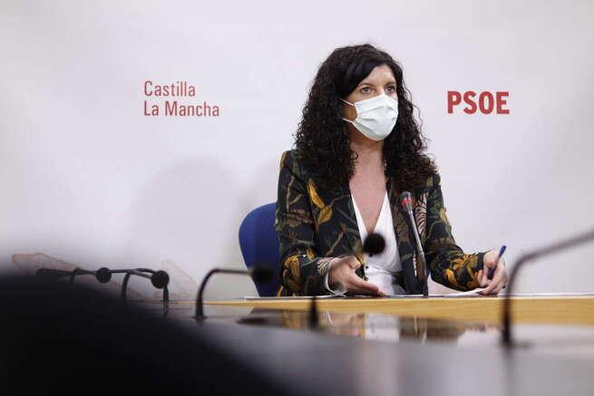 """Navarrete: """"El modelo de Núñez lo conocimos con Cospedal, el de beneficiar a los ricos y recortar servicios públicos"""""""