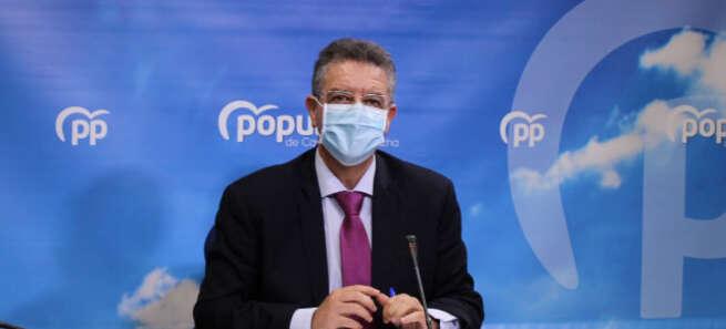 Moreno critica la incapacidad en la gestión de Page para asegurar servicios básicos como el acceso a los centros sanitarios durante el temporal de nieve