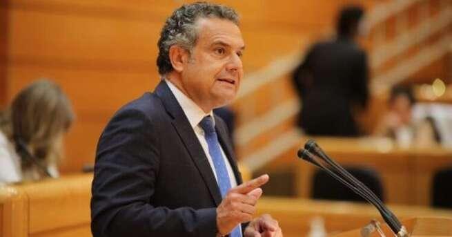 """Manuel Miranda desmonta """"la penúltima ocurrencia del PP"""" en el Senado y recuerda que los populares no votaron a favor de validar la bajada del IVA de la luz"""