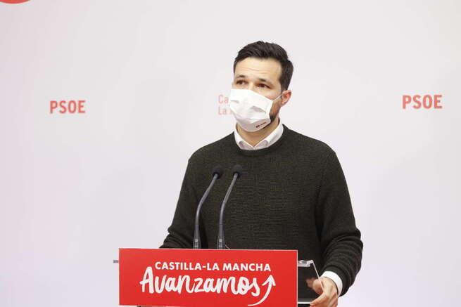 """Zamora valora la prórroga de los ERTE que evidencia el compromiso del PSOE de que """"nadie se quede atrás"""" en la recuperación"""
