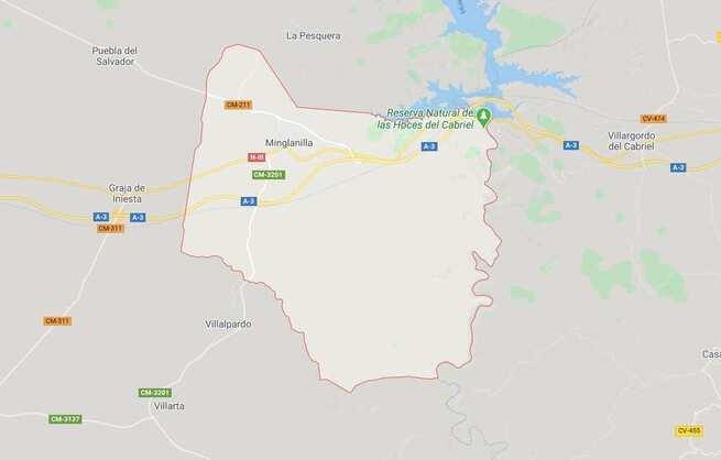 Al menos 3 heridos en una colisión múltiple en Minglanilla /Cuenca)