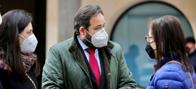 Núñez alerta que Castilla-La Mancha se acerca peligrosamente a los 200.000 parados a los que llevó el Gobierno socialista de Barreda a la región
