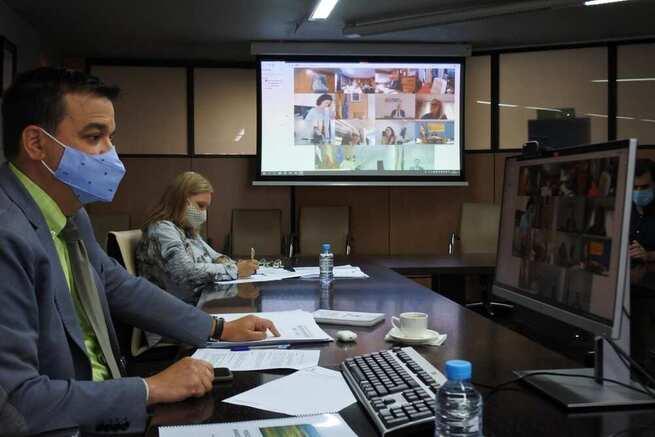Castilla-La Mancha pide que los 101 millones de la reconstrucción se incluyan en las anualidades 2021 y 2022 del Programa de Desarrollo Rural