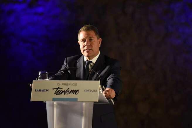 """García-Page avanza que la región solicitará el estado de alarma al Gobierno de España para tener """"base jurídica"""" y una """"pauta de conducta nacional"""" frente al COVID"""