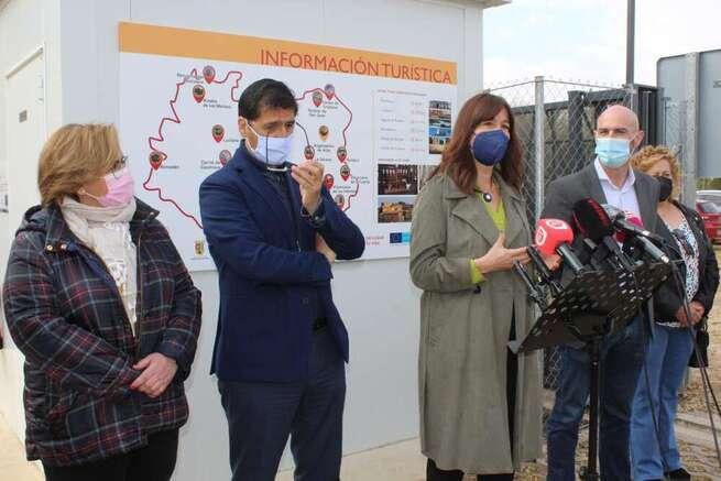 Castilla-La Mancha avanza en los 133 proyectos de mejora y conservación turística a los que destina 22 millones de euros