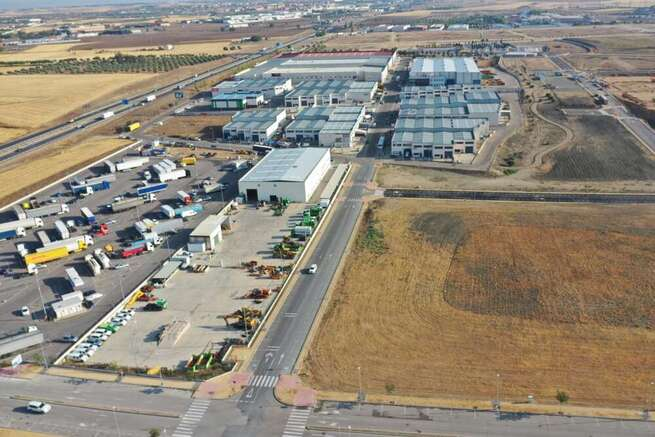 Aprobado el Plan de Mejora para la creación de un sector de un millón de metros cuadrados de suelo industrial en Illescas