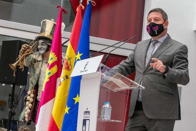 """García-Page anuncia el fin del cierre perimetral el 9 de mayo y aboga por una """"desescalada ordenada"""" con respaldo constitucional"""