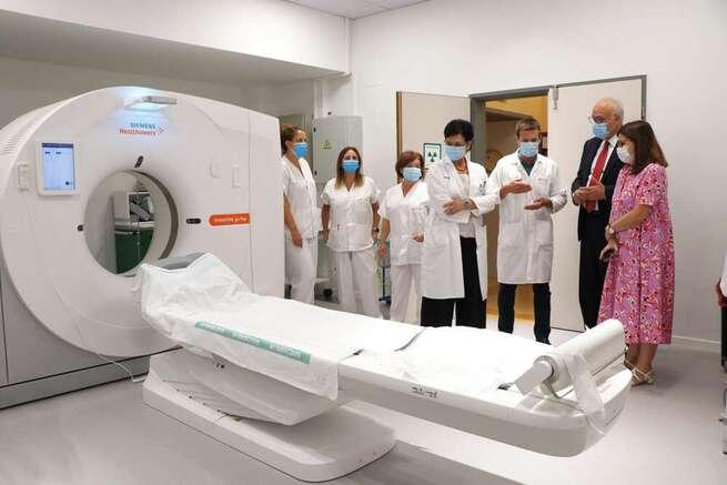 Castilla-La Mancha potencia el servicio de Radiodiagnóstico del Hospital de Manzanares con nuevos equipos de alta tecnología