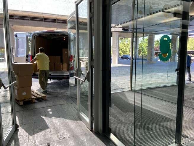 Castilla-La Mancha ha distribuido más de 51 millones de artículos de protección en los centros sanitarios desde el inicio de la pandemia