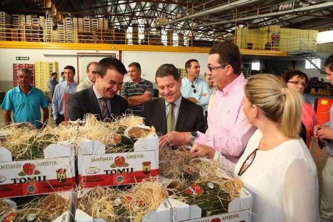 El sector agroalimentario recibirá 70 millones de euros más para su modernización a través de las ayudas FOCAL