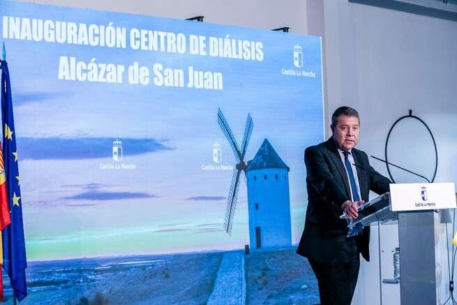 Castilla-La Mancha habilitará unidades móviles de vacunación frente al Covid-19 que se instalarán en los campus de la UCLM y grandes superficies comerciales