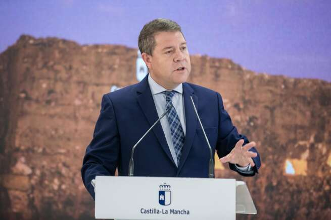 García-Page, dispuesto a que la Ley anti ocupación regional se aborde en una futura Conferencia de Presidentes e incluso en el Congreso