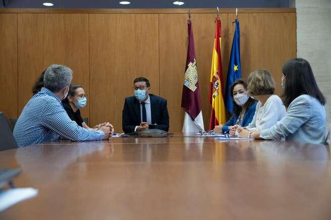 Castilla-La Mancha incorporará en los centros educativos de la región el próximo día 1 de octubre hasta un total de 149 auxiliares de conversación