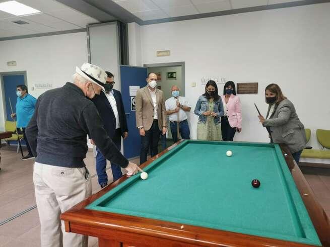 Más de 2.200 personas mayores de Castilla-La Mancha se beneficiarán del Programa 'Mayores Activos, Rutas Culturales y de Ocio'