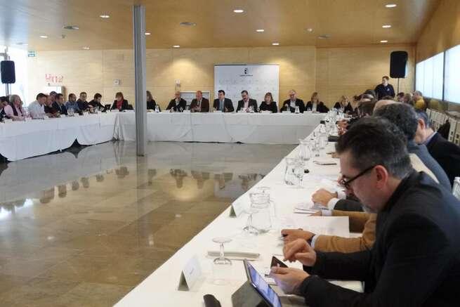 El 4 de octubre se celebrará una nueva reunión de la Mesa Regional del Agua en la que se presentará el Plan de Depuración de Castilla-La Mancha