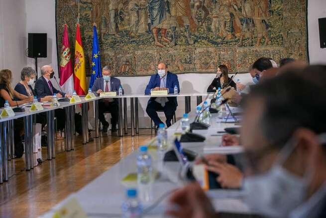 """Castilla-La Mancha espera que el Gobierno de España aborde este año la nueva financiación autonómica porque """"no aguanta más"""""""