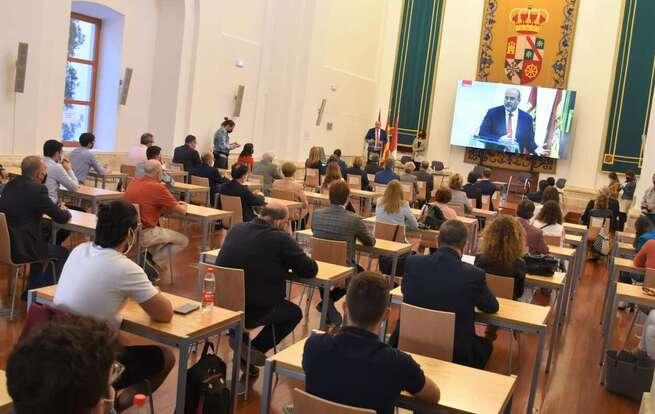 El programa 'UCLM Rural' permitirá a estudiantes universitarios de Castilla-La Mancha realizar prácticas en municipios de zonas despobladas