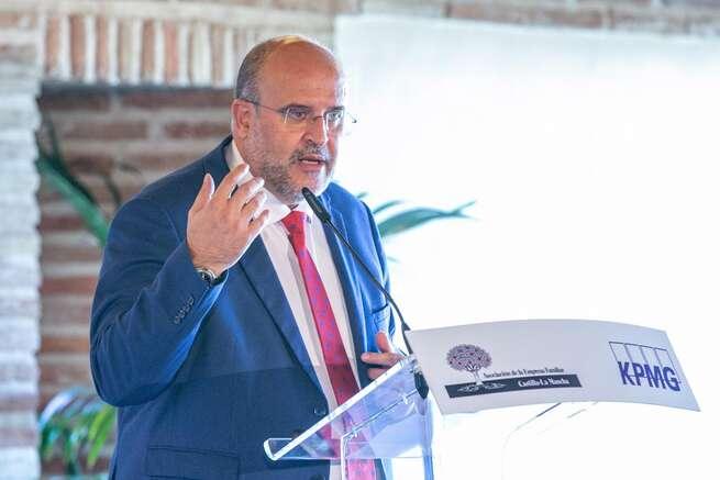 Castilla-La Mancha activa una web con toda la información sobre los fondos europeos y un sistema de alertas de convocatorias de ayudas