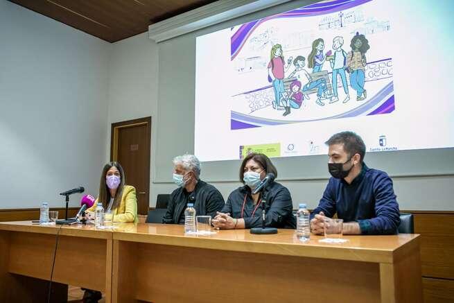 El Gobierno de Castilla-La Mancha hace un llamamiento a la juventud para 'Romper la cadena' en favor de una sociedad más igualitaria