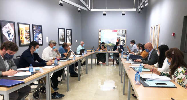 Los proyectos de remodelación del Paseo de San Gregorio en Puertollano se expondrán desde el 9 de octubre en la Casa de Baños