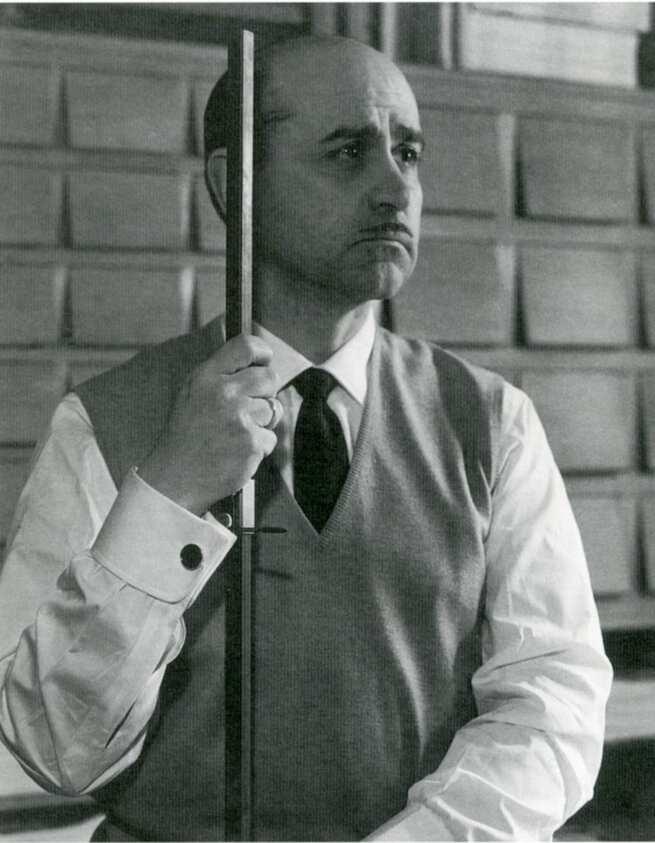 Miguel Fisac, el verso libre de la arquitectura española de la segunda mitad del siglo XX