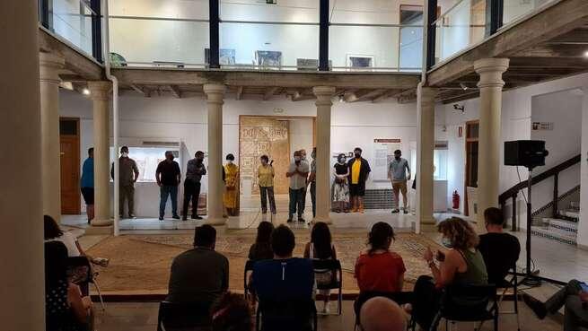 Adjudicados en Alcázar los premios del XXI Certamen de Pintura Rápida Nocturna Ángel Lizcano Monedero