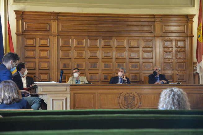 La Diputación de Toledo distribuye a los municipios de la provincia los 10 millones del fondo de Gasto Corriente