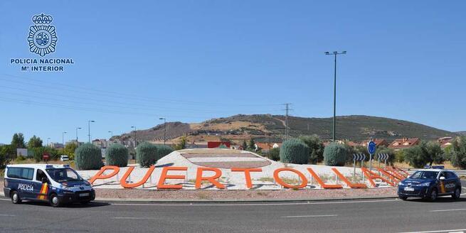 La Policía Nacional detiene a cuatro personas implicadas en un enfrentamiento de dos familias en Puertollano
