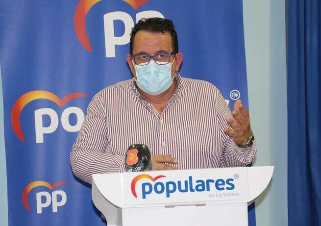 El PP de La Solana se suma a la campaña de firmas contra los indultos a políticos catalanes