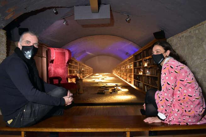 El Museo del Quijote de Ciudad Real renueva la tecnología de sus audiovisuales que se podrán disfrutar en otros idiomas