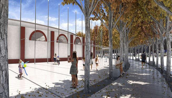 El proyecto de reforma integral de la plaza de toros de Alcázar se podrá conocer en la web del ayuntamiento