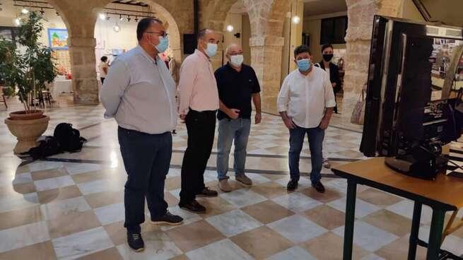 Inaugurada en Villarrobledo la exposición de la Universidad Popular que podrá visitarse hasta el próximo 19 de septiembre