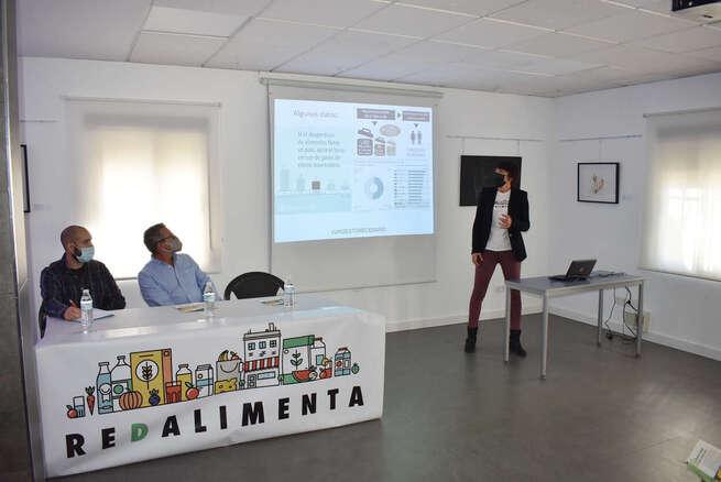 La REdALIMENTA explica en Ciudad Real el modelo que permitiría el aprovechamiento de más de 9 toneladas de comida anuales que se desperdician