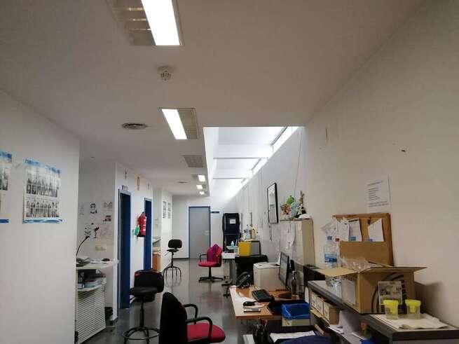 Según CSIF al menos once trabajadores del Centro de Especialidades de Toledo dan positivo en Covid-19