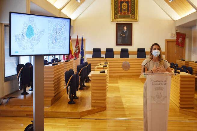 El Ayuntamiento de Ciudad Real propondrá crear una ciudad de bajas emisiones para mejorar la calidad de vida de los ciudadanos
