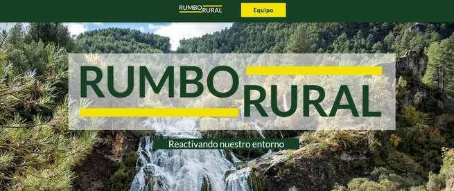 Nace RumboRural, la plataforma de jóvenes que se lanza a revitalizar el Alto Tajo