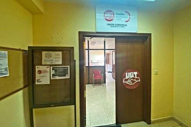 El sindicato UGT reabre su sede de Talavera