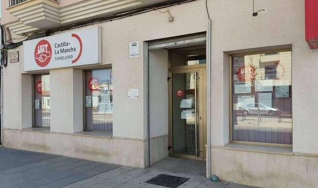 UGT reabre sus sedes de Tomelloso y Alcázar de San Juan