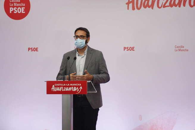 "Gutiérrez: ""Si Casado echa a Cospedal, la cúpula del PP de CLM debe dimitir"""