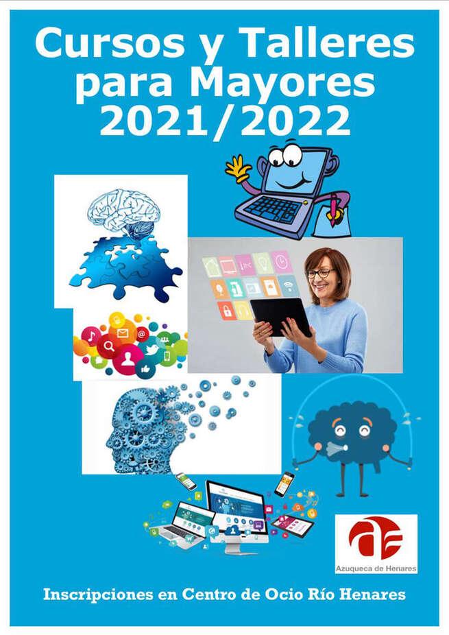 Hoy empiezan en Azuqueca los nuevos cursos y talleres para personas mayores