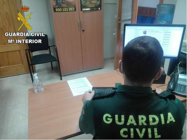 Detenido un hombre por robo con violencia cometido en en un establecimiento de Villacañas